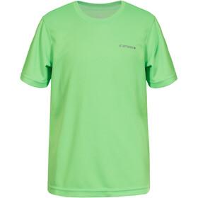 Icepeak Malvin Shortsleeve Shirt Children green